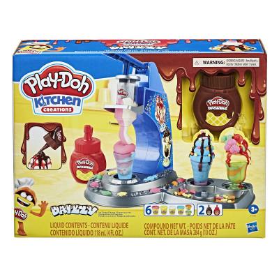Игровой набор Play-Doh Мороженое с глазурью E66885L0 ТМ: Play-Doh