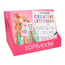 Альбом для раскрашивания TOP Model Creative Lettering 410903 ТМ: TOP Model
