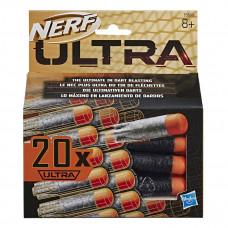 Набор стрел Hasbro Nerf Ultra 20 шт E6600EU6 ТМ: Nerf