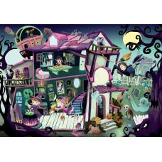 Пазл-головоломка Educa Дом с привидениями 100 эл 18611 ТМ: Educa