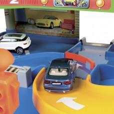 Игровой набор Bburago Гараж 18-30039 ТМ: Bburago