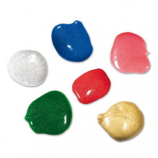 Набор гуаши Ses Сверкание, 6 цветов 00333S ТМ: SES