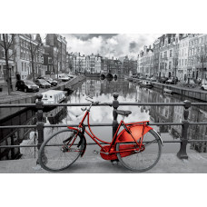Пазл Educa Черно-белый Амстердам 3000 эл 16018 ТМ: Educa