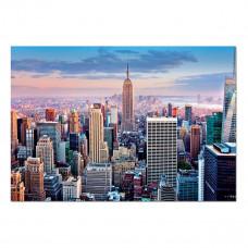 Пазл Educa Центр Манхэттена 1000 эл 14811 ТМ: Educa