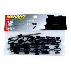Скрепители рельсов Mehano F246 ТМ: Mehano