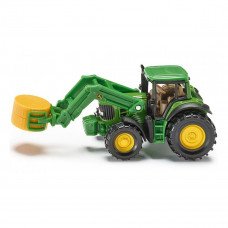 Трактор John Deere Siku с захватом для тюков 1379 ТМ: Siku