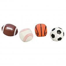 Мяч мягкий спортивный, 10 см 62185 ТМ: LENA