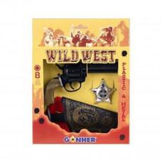 Ковбойский набор Wild West 202/0 ТМ: GONHER