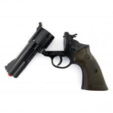 Револьвер Gonher Police 12-зарядный 127/6 ТМ: GONHER