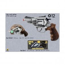 Револьвер Police 12-зарядный на подвеске Gonher  3038/1 ТМ: GONHER