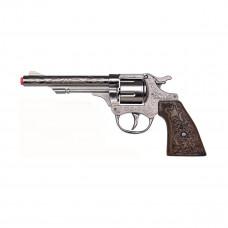 Револьвер Gonher Cowboy 8-зарядный, на пистонах 80/0 ТМ: GONHER