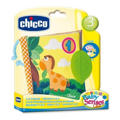 Игрушка-прорезыватель Chicco Книжка 72376 ТМ: Chicco
