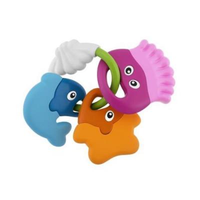 Игрушка-погремушка Chicco Рыбки 05956.00  ТМ: Chicco