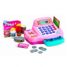 Набор игрушек Keenway Кассовый аппарат розовый (K30262)