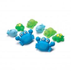 Набор игрушек для ванной Playgro Брызгалки для мальчиков 109864 ТМ: Playgro