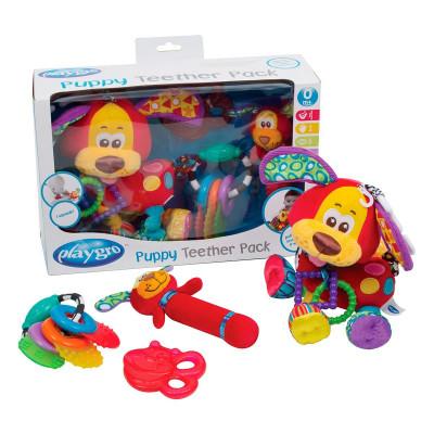 Подарочный набор Playgro Щенок  25246 ТМ: Playgro