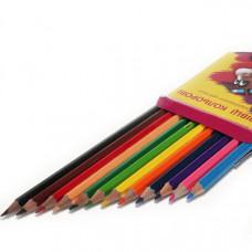 Карандаши цветные Marco Пегашка, 24 цвета 1010-24CB ТМ: Marco