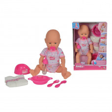 Пупс Simba New Born Baby с аксессуарами в ассортименте, 38см 5032533 ТМ: New Born Baby