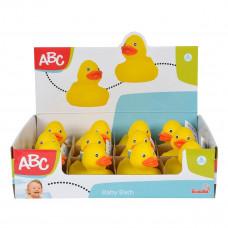 Уточка для ванной ABC 8 см 4013533 ТМ: ABC