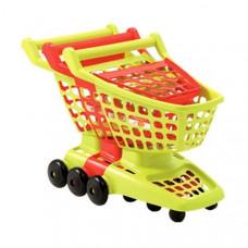 Тележка для супермаркета с подвижной задней стенкой, (2 вида) 1220 ТМ: Ecoiffier