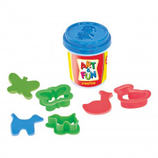 Набор для лепки Art&Fun с формами (в ассорт.) 6326658 ТМ: Art&Fun
