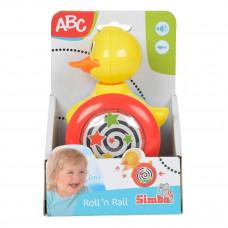 Неваляшка ABC Утенок 4017668 ТМ: ABC
