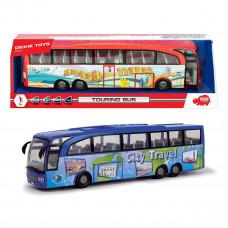 Туристический автобус Dickie Toys Экскурсия по городу (в ассорт.) 3745005 ТМ: Dickie Toys