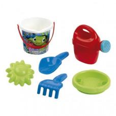 Набор для игры с песком Ecoiffier Черепашка с аксессуарами  501 ТМ: Ecoiffier