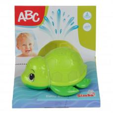 Игрушка для ванны ABC Черепашка 11 см 4010013 ТМ: ABC