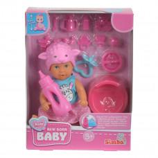 Кукольный набор Simba Пупс Мини NBB Друзья животных 5032366 ТМ: Simba