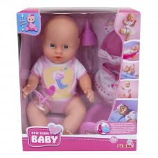 Кукольный набор Simba Пупс New Born Baby с одеждой, 30 см 5032485 ТМ: New Born Baby