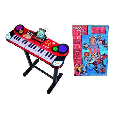 Детский синтезатор Simba Клавишные-парта 6832609 ТМ: Simba