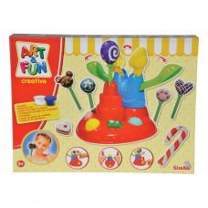Набор для лепки Art&Fun Мастерская конфет 6324055 ТМ: Art&Fun