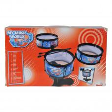 Музыкальный инструмент Simba Барабанная установка 6838996 ТМ: Simba