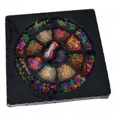 Набор бусин Art&Fun Разноцветный креатив 5000 эл. 6374137 ТМ: Art&Fun