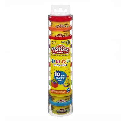 Набор для праздника в тубусе 22037477 ТМ: Play-Doh
