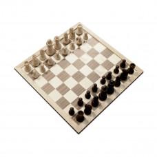 Деревянные шахматы ST001 ТМ: Ambassador