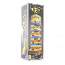 Настольная игра Merchant Ambassador Дженга разноцветная ST027 ТМ: Merchant Ambassador