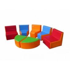 Комплект детской мебели Kidigo Уголок (43007)