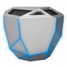 Акустическая система Xoopar Geo Speaker, серебристый (XP81016.12BL)