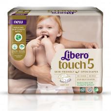 Подгузники Libero Touch, размер 5, 10-14 кг, 42 шт