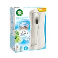 Автоматический освежитель воздуха Air Wick Freshmatic Life Scents Свежесть утра, 250 мл