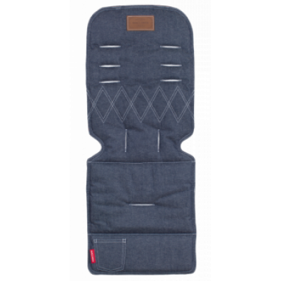 Вкладыш в коляску Maclaren Denim, синий (AR1R033312)