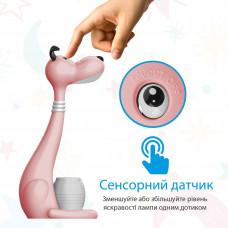 Детская настольная лампа Promate Goofy Pink goofy.pink ТМ: Promate
