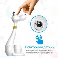 Детская настольная лампа Promate Goofy White goofy.white ТМ: Promate