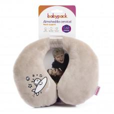 Подушка babypack Travellers Beige  ТМ: babypack