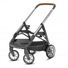 Шасси для коляски Inglesina Aptica Graphite Cuoio  AE70K6203 ТМ: Inglesina