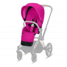 Чехол для коляски Cybex Priam Lux Fancy Pink 519002327 ТМ: Cybex