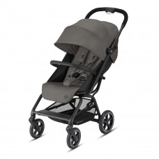 Прогулочная коляска Cybex Eezy S+2 Soho Grey mid grey (с бампером) 520001715 ТМ: Cybex