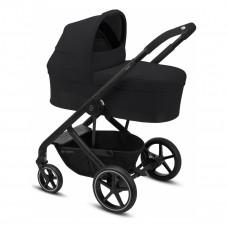 Универсальная коляска Cybex Balios S Lux 3 в 1 Deep Black  521002115 ТМ: Cybex